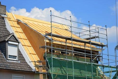 Die Finanzierung der Dachsanierung